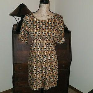 Shift dress by Orla Kiely